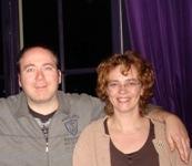 Patrick Kicken en Mildred van het Schip