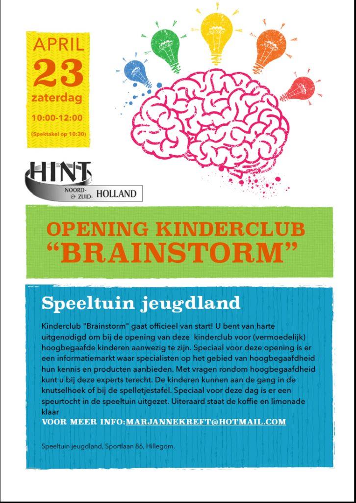 Flyer Brainstorm